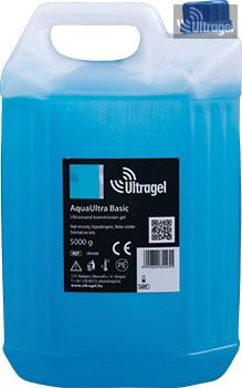 AquaUltra Basic 5000ml-es ultrahang gél kannában
