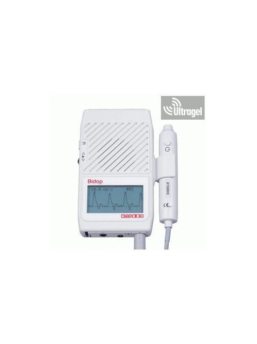 Minidoppler HADECO ES 100 V3 - bidirekcionális minidoppler vizsgálófejjel - UG175588