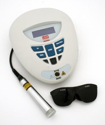 Lézerterápiás készülék - Laser plus soft