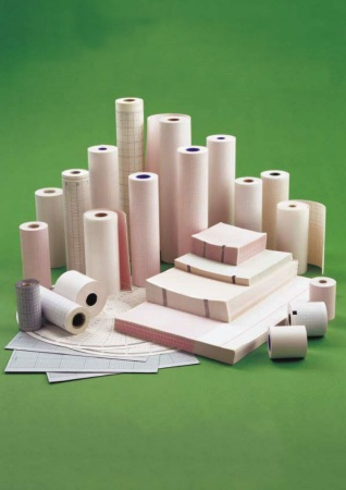Siemens / Burdick EK 10 ekg papír
