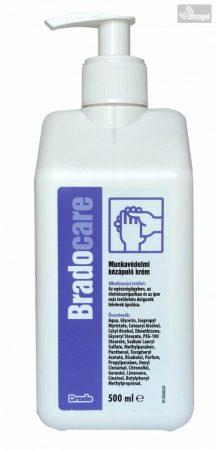 BradoCARE kézápoló és kézvédőkrém - 500 ml- pumpával- UG463590