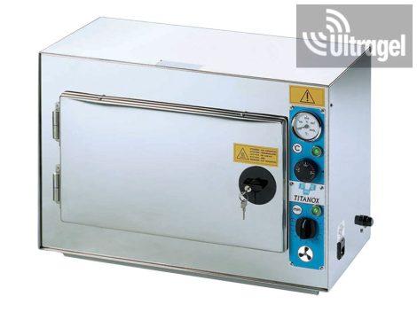 TITANOX cirkulációs hőlégsterilizátor 20 l - több változatban