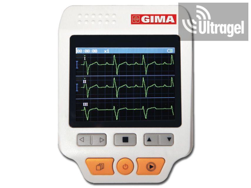 CARDIO-C-POCKET EKG-3csatornás