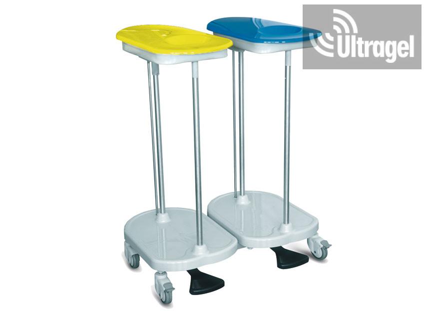 Ágyazó kocsi- lábbal működtethető- 2 zsákos