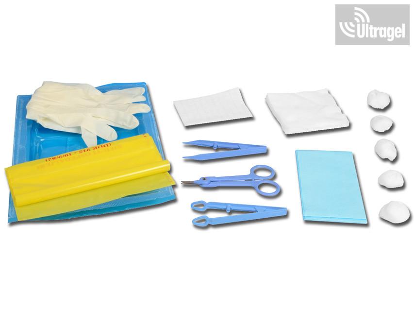 Varratszedő készlet - steril