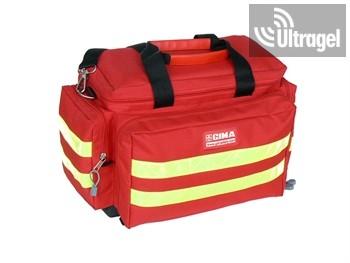 Smart sürgősségi táska - kicsi - piros