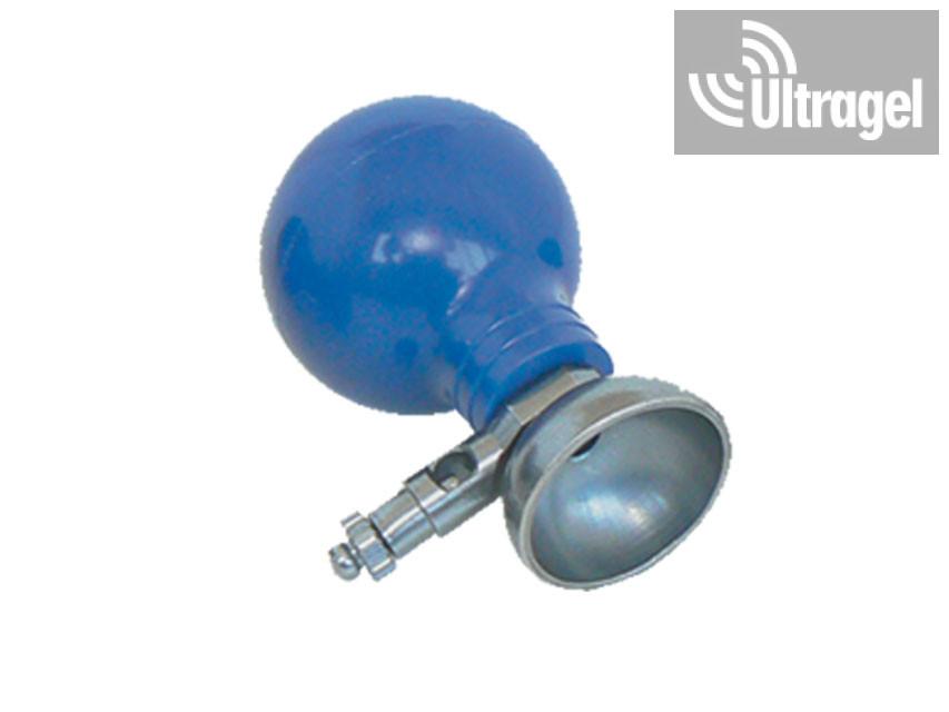 Mellkasi szívóelektróda - felnőtt - 24 mm