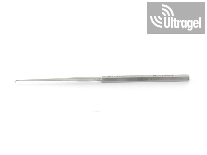 Lucae fülhorog finom heggyel - 14 cm