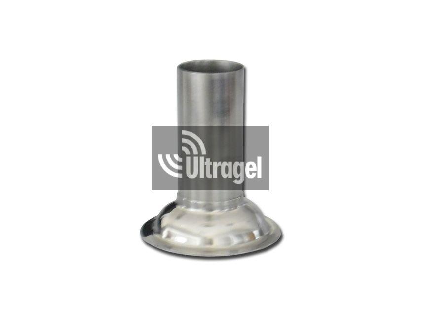 Hőmérő tartó - 33x80 mm