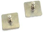 Végtagi fém elektróda lap (4db/csomag)- felnőtt