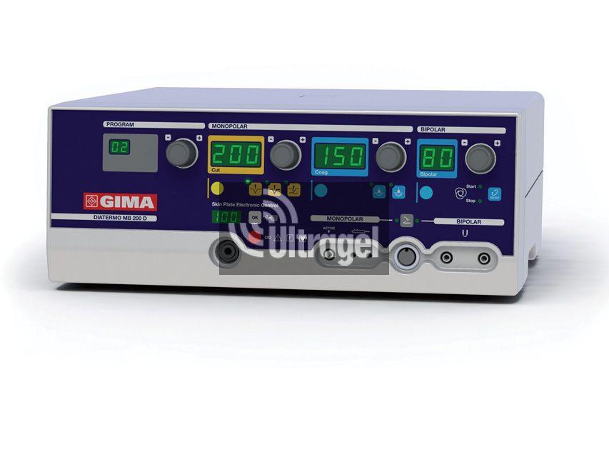 Koagulátor Diatermo MB 200D - monopoláris, bipoláris - 200 Watt