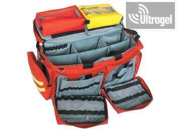 Smart sürgősségi táska - nagy - piros