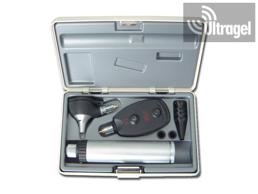 Heine K 180 F.O. szett otoszkóp + oftalmoszkóp