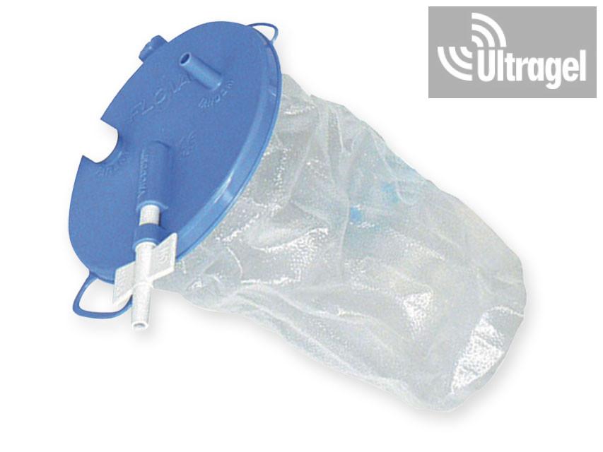 Egyszerhasználatos betét 2 literes fedéllel  a 2 literes tartályhoz
