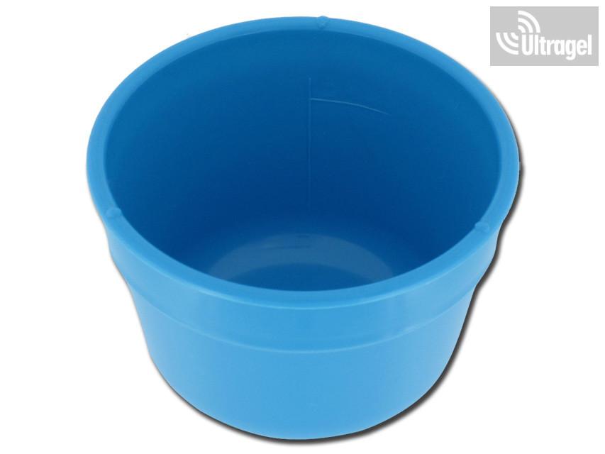 Öblítő tál - 60 mm - műanyag - 98 ml