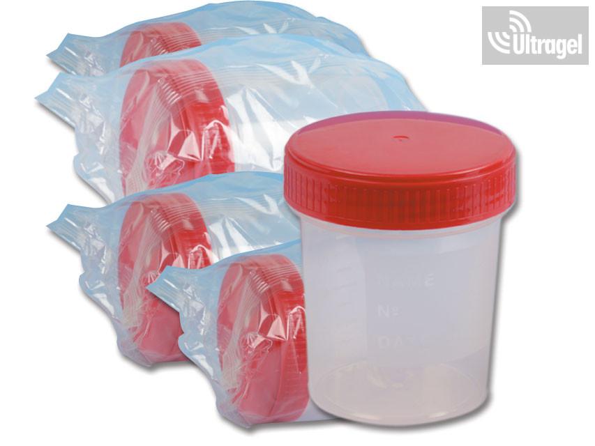 Vizelettartály 120 ml (120/doboz)