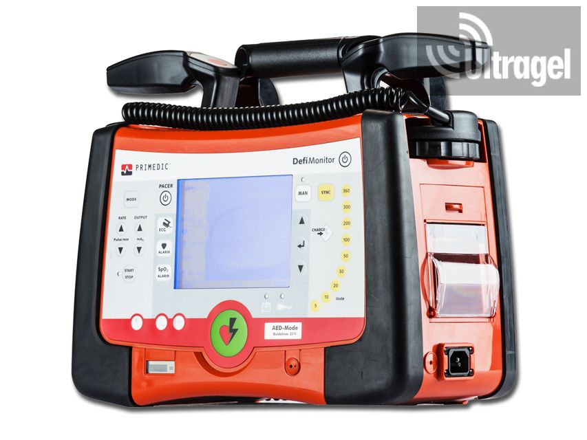 DefiMonitor XD 110 DEFIBRILLÁTOR+AED pacer monitorral