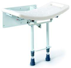 Fürdető pad falra szerelhető talpakkal RS919