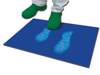 Antibakteriális szőnyegek