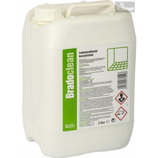 BradoClear 5000ml - felületfertőtlenítő koncentrátum (aldehidmentes) - UG106584