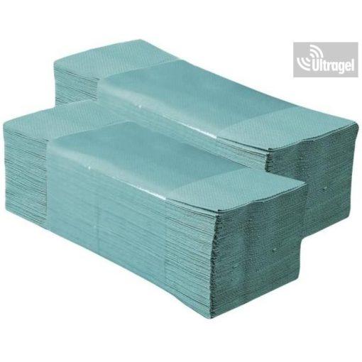 Hajtogatott papírtörülköző 250db/csomag (Kérjük, válasszon színt!)