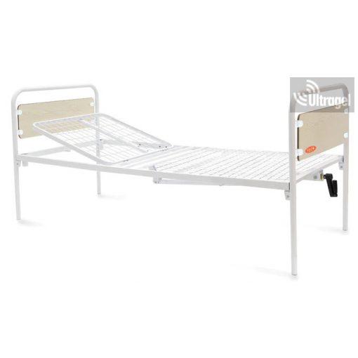 Kórtermi ágy emelhető fejrésszel kerekes