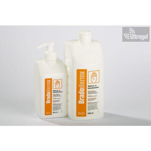 BradoDERM Soft - színtelen bőrfertőtlenítőszer - több méretben - UG444569