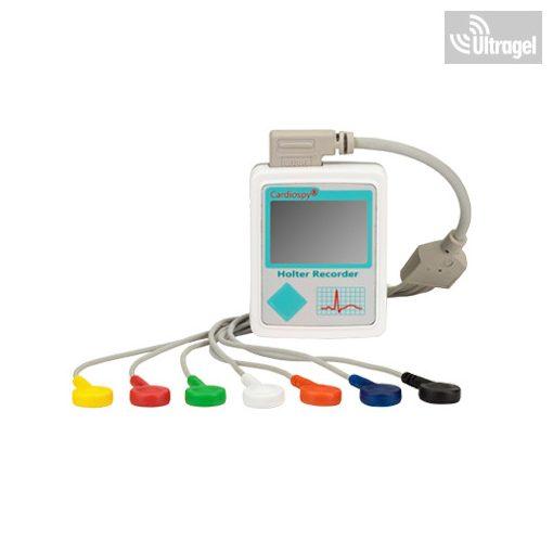 EC-3H 3 csatornás Holter EKG Rekorder - UG567379