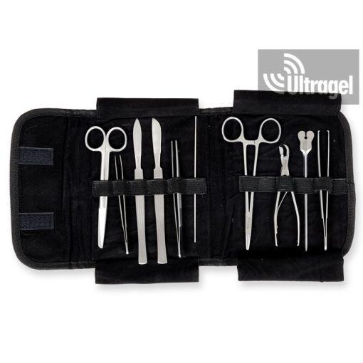 Classica műszerkészlet - nylon táskában - 10 darabos - UG682013