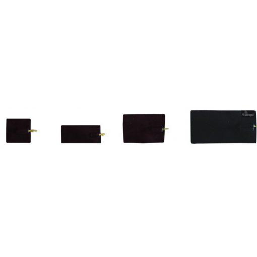 Fizikoterápiás szilikon elektróda - 2 vagy 4mm-es jack csatlakozóval