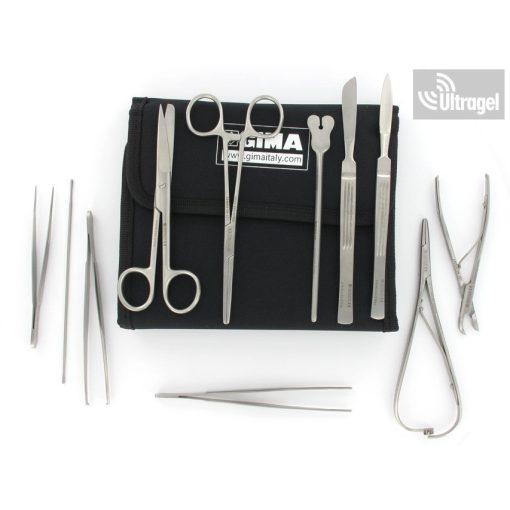 Suprema műszerkészlet - nylon táskában - 11 darabos - UG867974