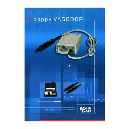 vasoDOPPY készülék- fej nélkül, LCD kijelzővel - UG974585